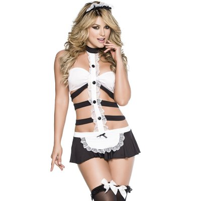 All Yours Innconet French Maid Uniform