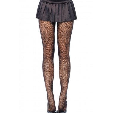 Sexy Florentine Lace Pantyhose
