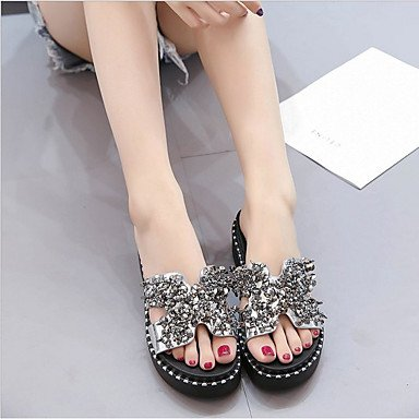 Women synthetic fiber sandals holiday shoes go out