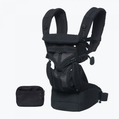 Omni 360 baby carrier all-in-one - Cool Air Mesh - Onyx Black
