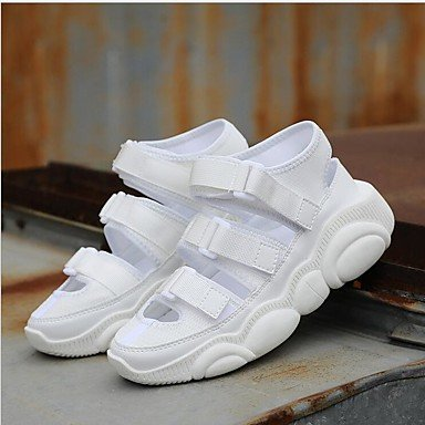 Women synthetic fiber sandals holiday shoes